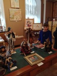 Интересные куклы